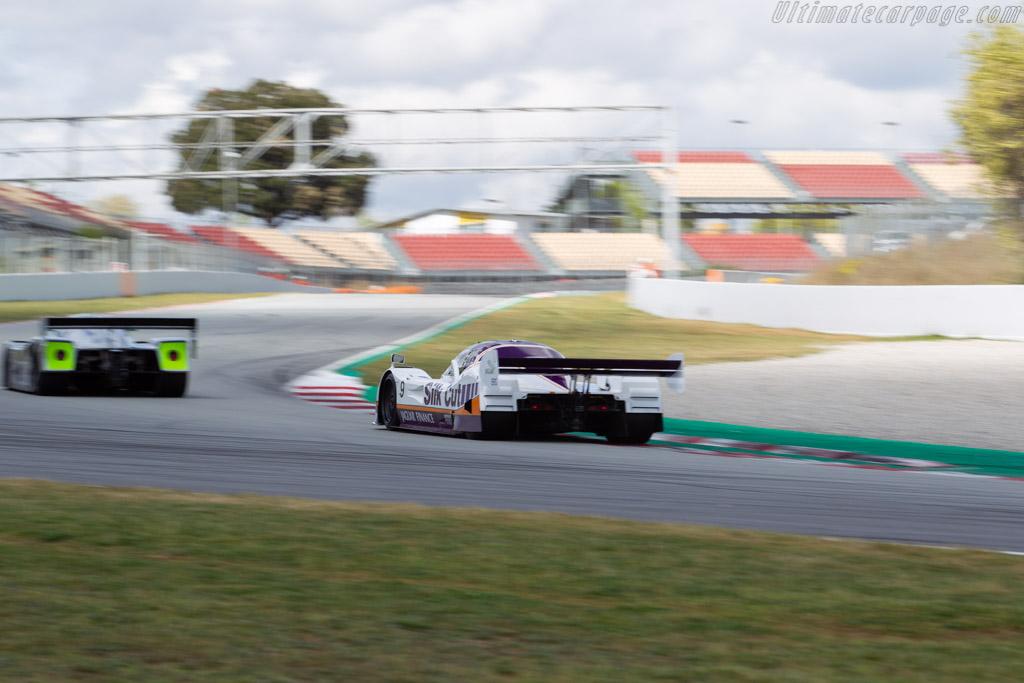 Jaguar XJR-11 - Chassis: 189 - Driver: Ivan Vercoutere / Alex Müller - 2019 Espiritu de Montjuic