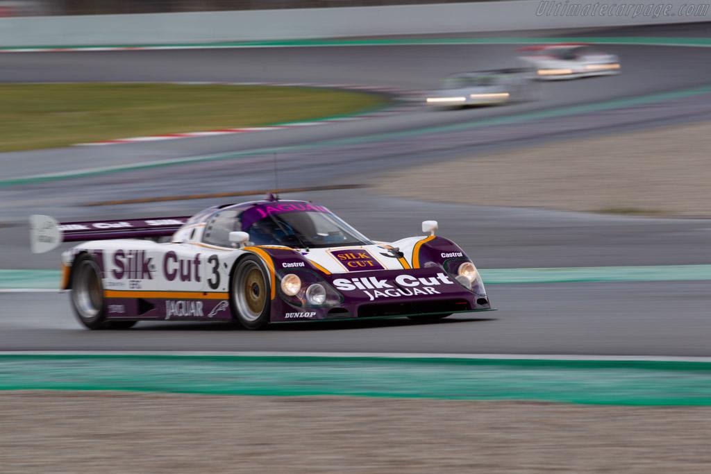 Jaguar XJR-8 - Chassis: J12-C-187 - Driver: Shaun Lynn ...