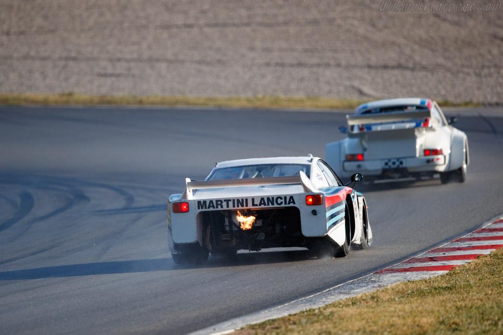 Lancia Beta Montecarlo Turbo - Chassis: 1009 - Driver: Franco Meiners - 2019 Espiritu de Montjuic