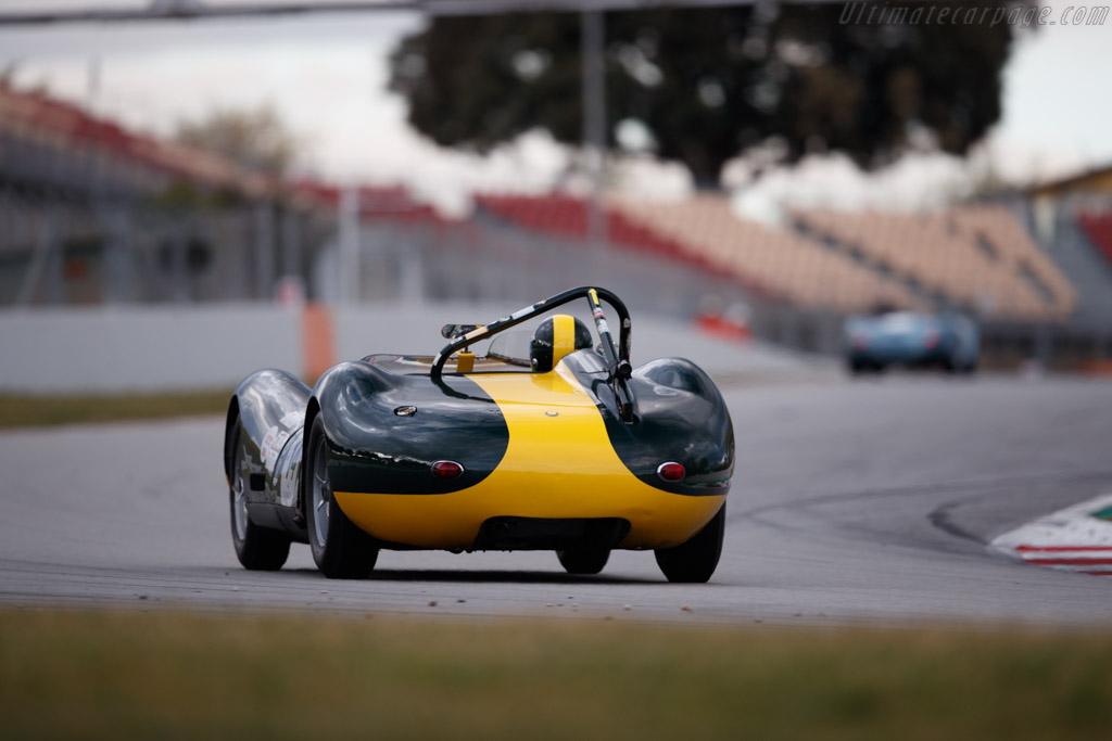 Lister Knobbly Jaguar - Chassis: BHL 3 - Driver: Jan Gijzen / Anthony Schrauwen - 2019 Espiritu de Montjuic