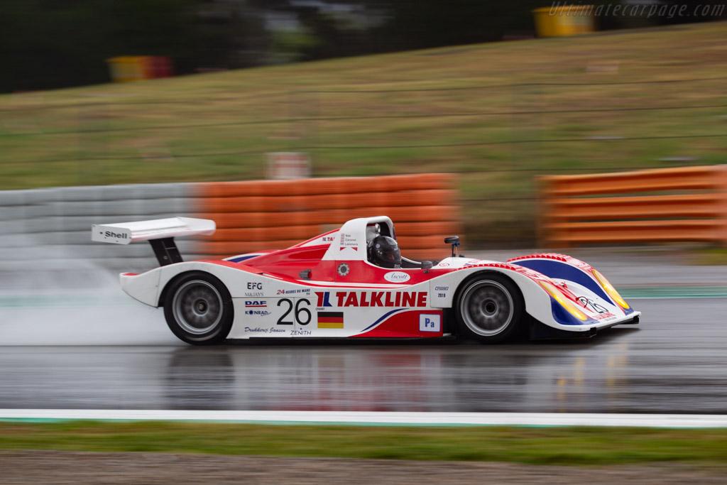 Lola B98/10 - Chassis: B9810-HU02 - Driver: Xavier Micheron - 2019 Espiritu de Montjuic