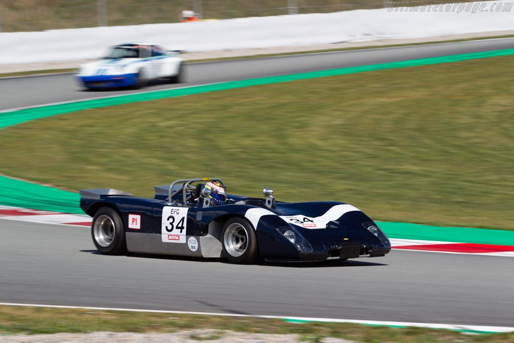 Lola T210 - Chassis: SL210/09 - Driver: Armand Mille - 2019 Espiritu de Montjuic