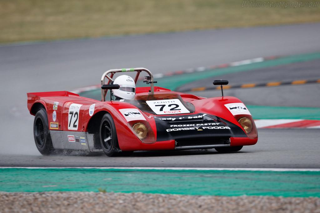Lola T212 - Chassis: HU34b - Driver: Lorraine Gathercole / Gregory Caton - 2019 Espiritu de Montjuic
