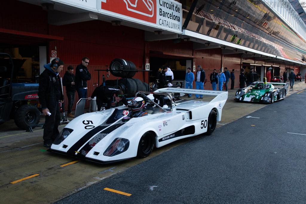 Lola T286 - Chassis: HU10 - Driver: Maxime Guenat - 2019 Espiritu de Montjuic