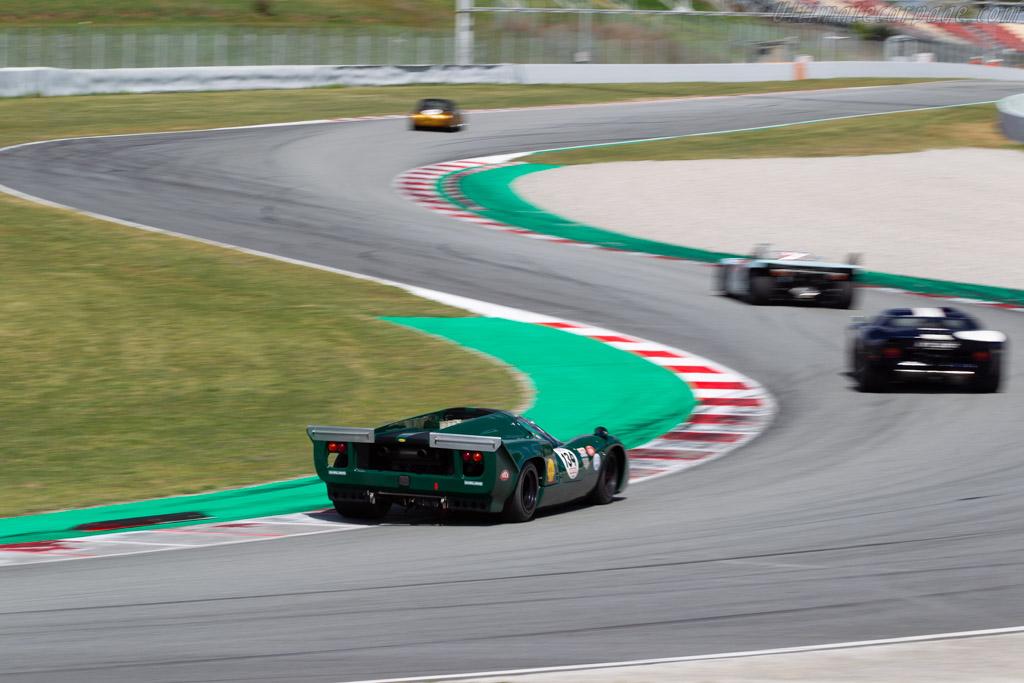 Lola T70 Mk3b - Chassis: SL76/147 - Driver: David Hart - 2019 Espiritu de Montjuic