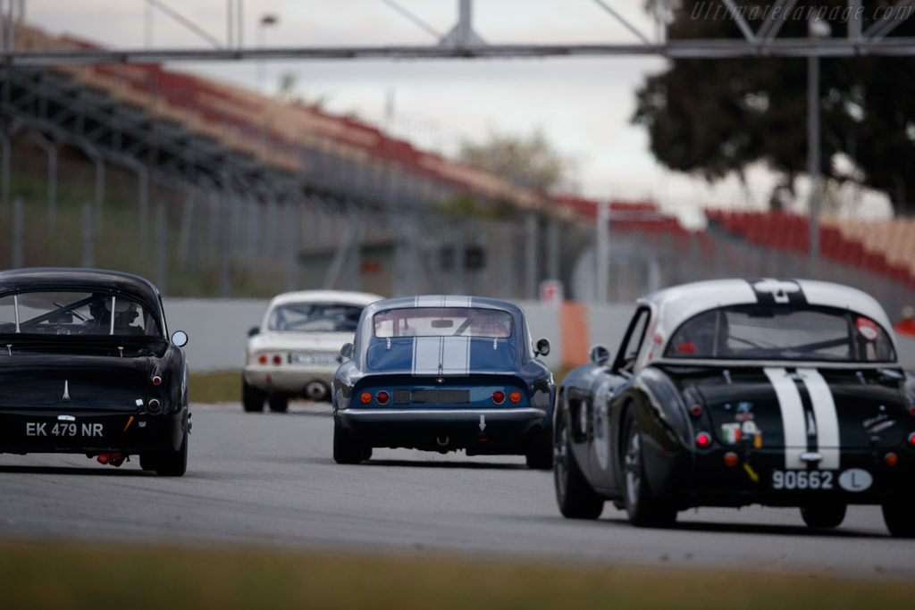 Lotus Elan 26R Shapecraft - Chassis: 26-107 - Driver: André Cholley / Patrick Bourguignon - 2019 Espiritu de Montjuic