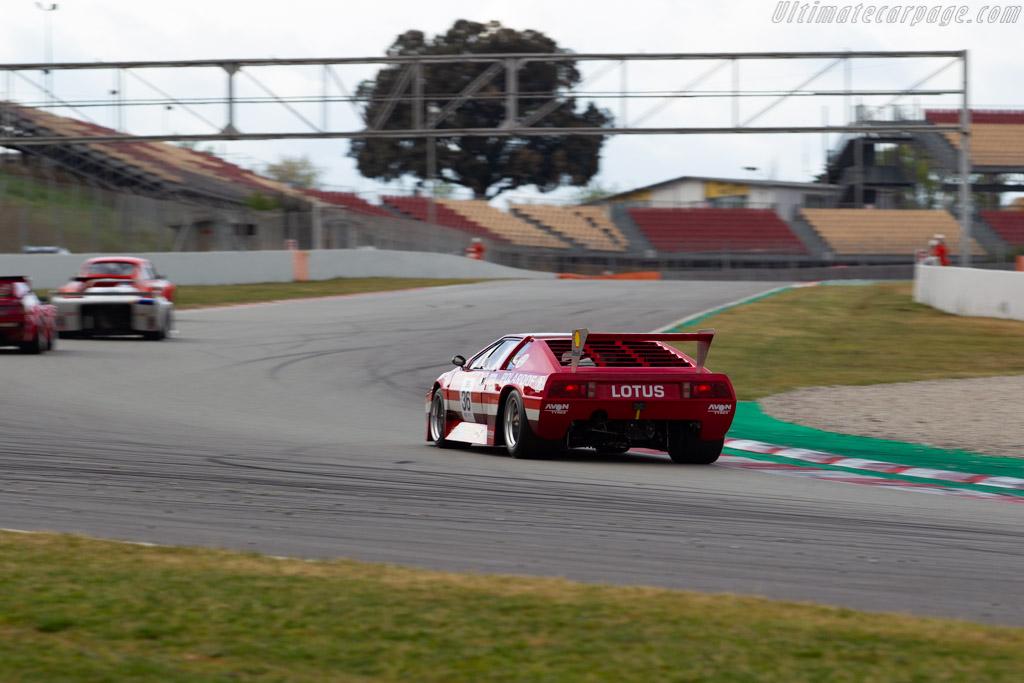 Lotus Esprit Group 5 - Chassis: 79/0102G - Driver: Greg Caton - 2019 Espiritu de Montjuic