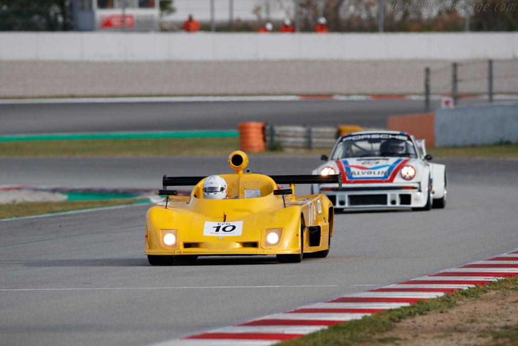 Osella PA5 - Chassis: PA5-052 - Driver: Roberto Turriziani - 2019 Espiritu de Montjuic
