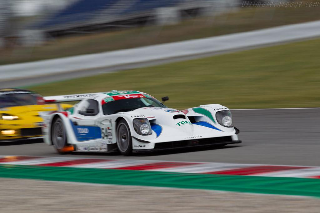 Panoz Esperante GTR1 - Chassis: 003 - Driver: Xavier Galant  - 2019 Espiritu de Montjuic