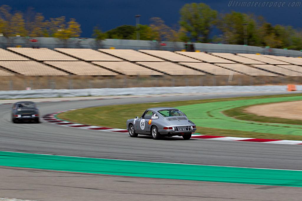 Porsche 911 - Chassis: 300241 - Driver: Andrew Smith / Oliver Bryant  - 2019 Espiritu de Montjuic