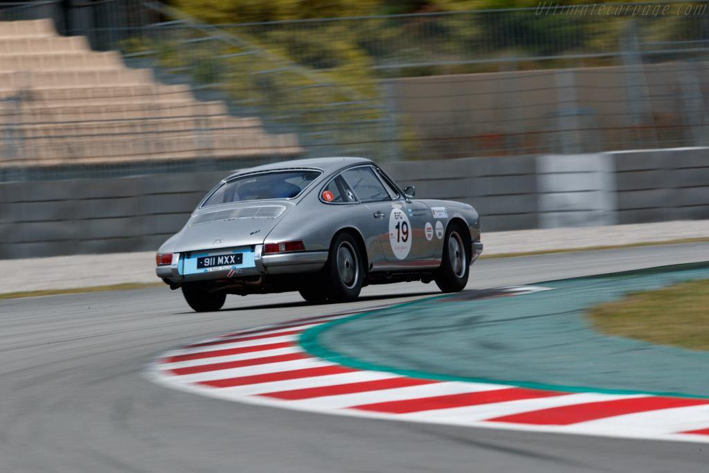 Porsche 911 - Chassis: 301068 - Driver: Jose Ruben Zanchetta / Julian Lepphaille - 2019 Espiritu de Montjuic