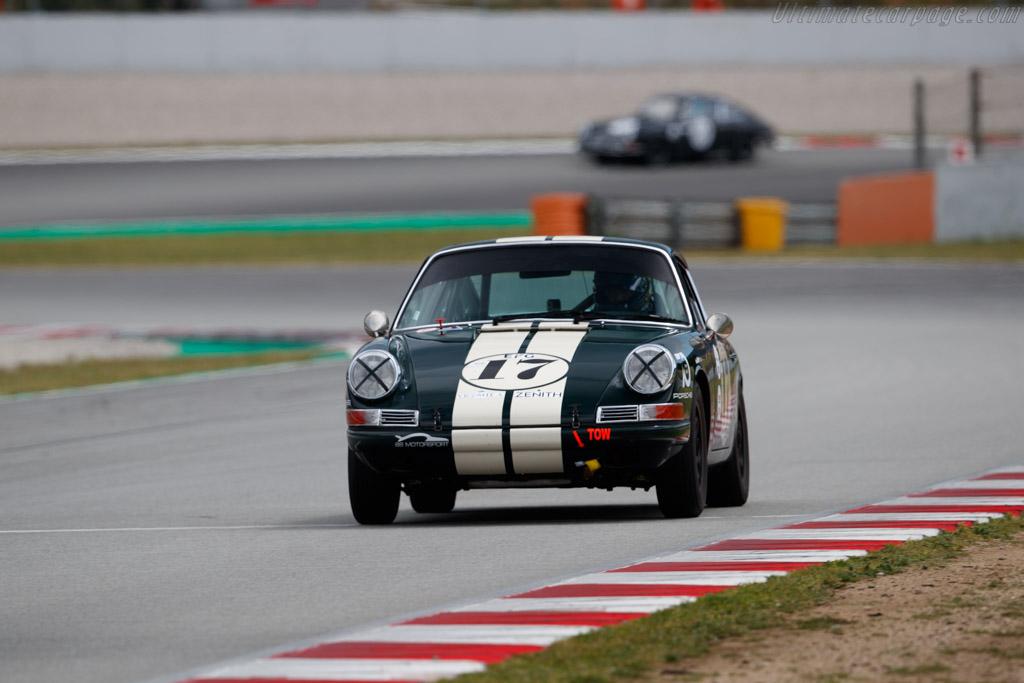 Porsche 911 - Chassis: 303100 - Driver: Dean Desantis / David Hinton - 2019 Espiritu de Montjuic