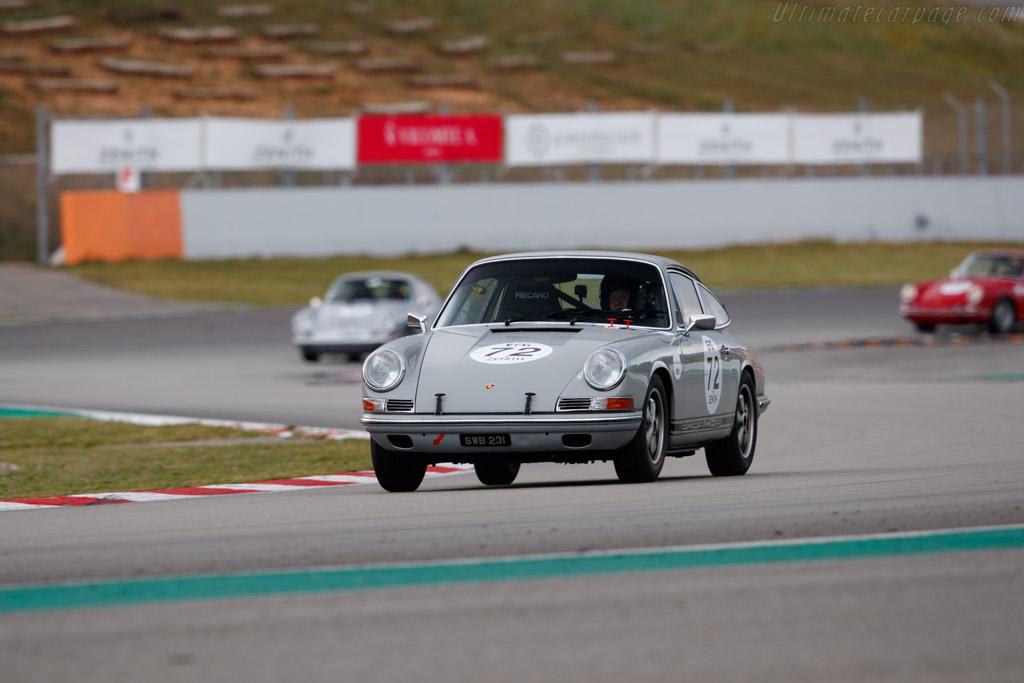 Porsche 911 - Chassis: 300122 - Driver: Richard Cook / Harvey Stanley - 2019 Espiritu de Montjuic