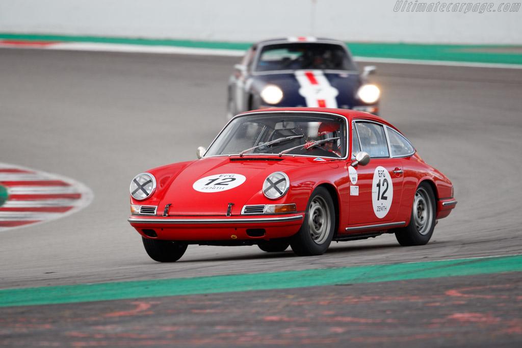 Porsche 911  - Driver: Bertrand Chapuis / Henrique Gemperle - 2019 Espiritu de Montjuic