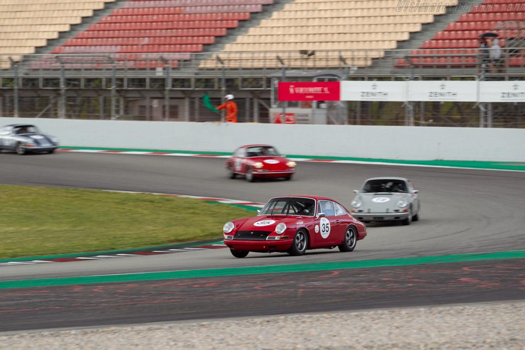 Porsche 911 - Chassis: 306884S - Driver: Xavier Dayraut - 2019 Espiritu de Montjuic