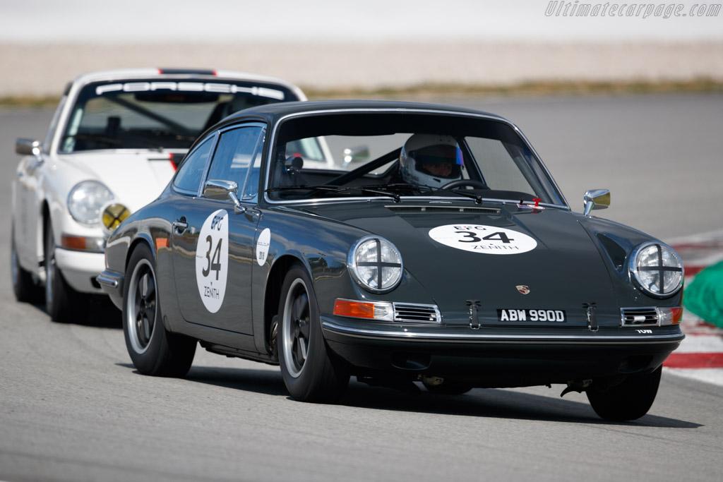 Porsche 911  - Driver: Martin Halusa / Lukas Halusa - 2019 Espiritu de Montjuic