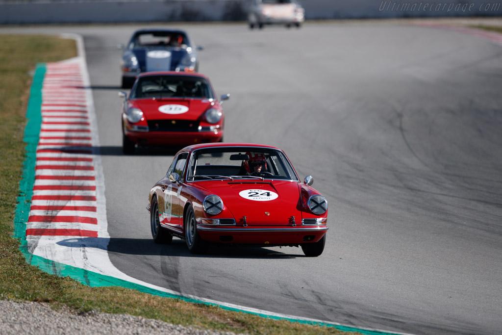 Porsche 911 - Chassis: 303330 - Driver: Didier Denat - 2019 Espiritu de Montjuic
