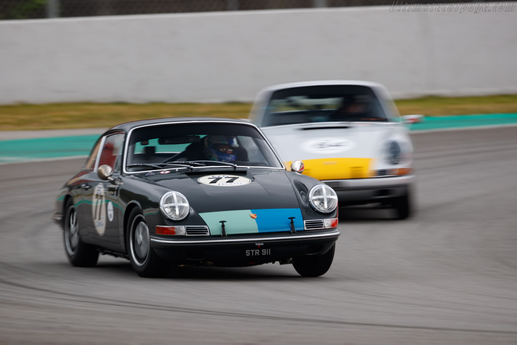 Porsche 911 - Chassis: 302285 - Driver: Mark Sumpter   - 2019 Espiritu de Montjuic