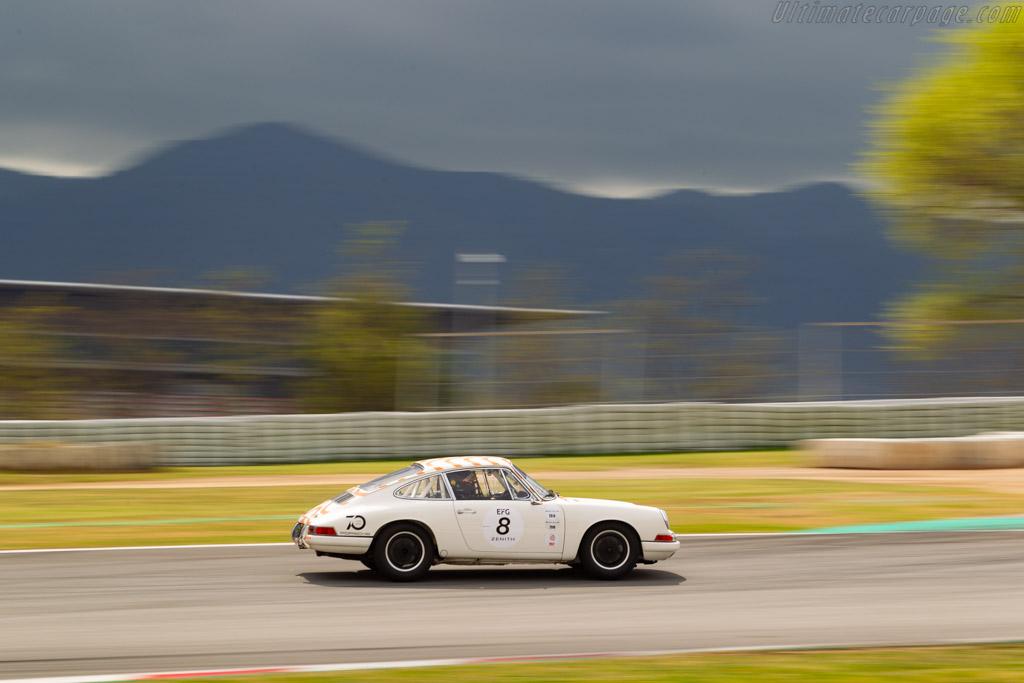 Porsche 911 - Chassis: 302786 - Driver: Colin Paton / Fergus Paton  - 2019 Espiritu de Montjuic