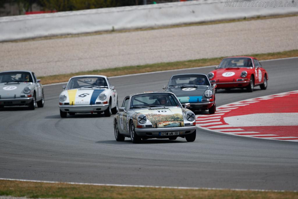 Porsche 911 - Chassis: 304266 - Driver: Damien Kohler / Marc De Siebenthal  - 2019 Espiritu de Montjuic