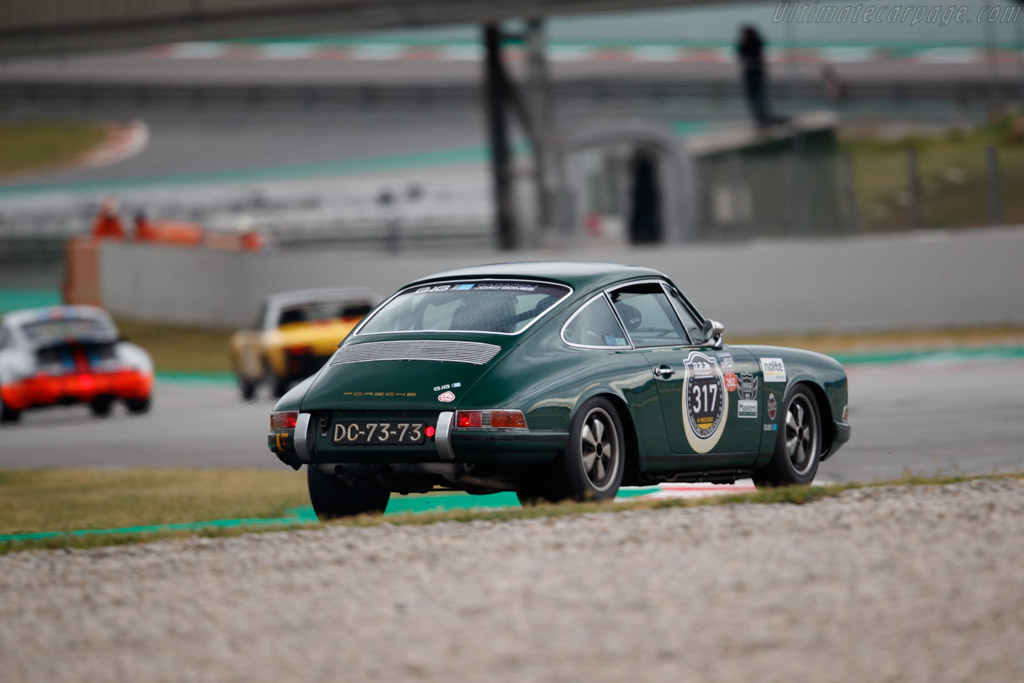 Porsche 911  - Driver: Piero Dal Maso - 2019 Espiritu de Montjuic