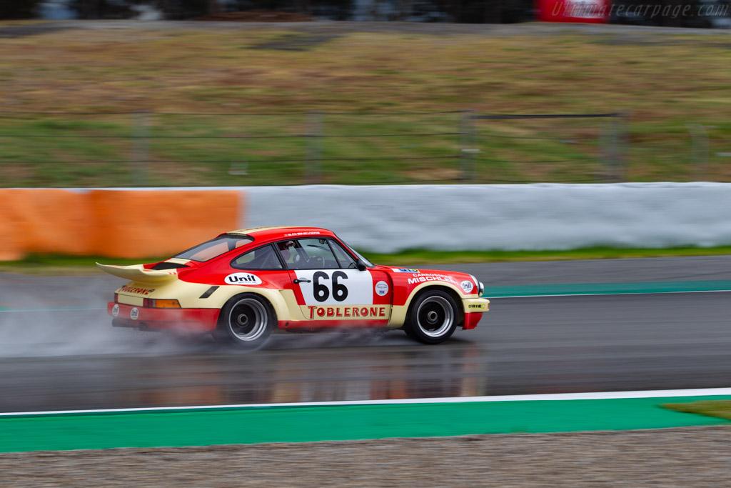Porsche 911 Carrera RSR 3.0 - Chassis: 911 460 9058 - Driver: Didier Denat - 2019 Espiritu de Montjuic