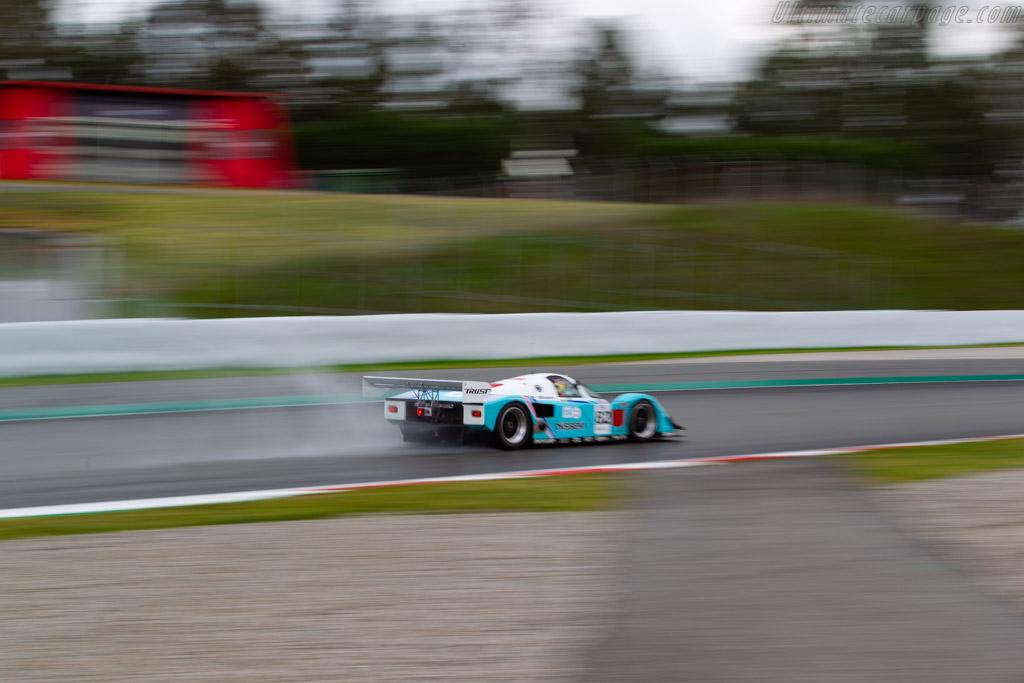 Porsche 962C - Chassis: 962-170 - Driver: Michel Lecourt / Raymond Narac - 2019 Espiritu de Montjuic