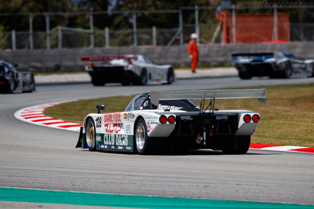 Spice SE90C - Chassis: SE90C-014 - Driver: Xavier Galant - 2019 Espiritu de Montjuic