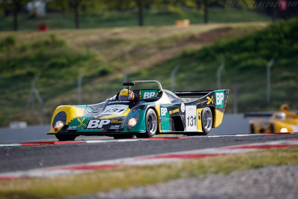 TOJ SC206 - Chassis: 77-06 - Driver: Franck Morel - 2019 Espiritu de Montjuic