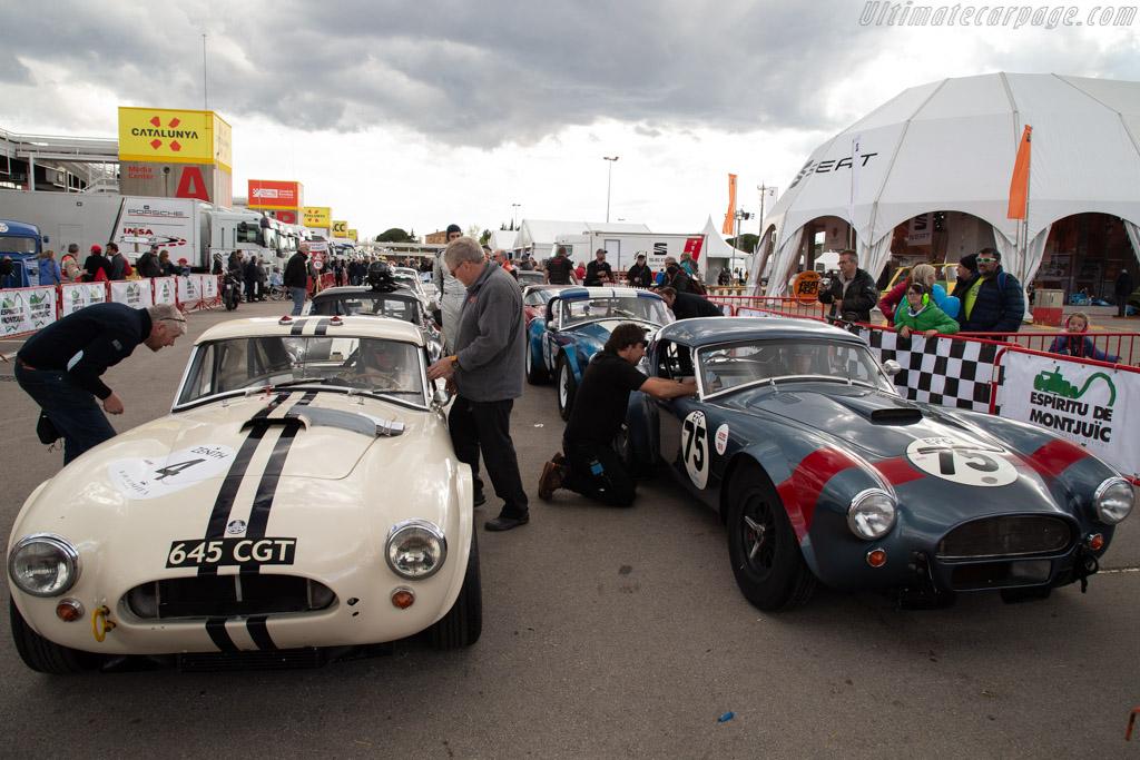 Welcome to the Espiritu de Montjuic - Chassis: CSX2142 - Driver: Carlos Monteverde / Gary Pearson - 2019 Espiritu de Montjuic