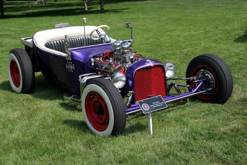 Ford Model T Pick Up Roadster Hot Rod - Ultimatecarpage.com - Images, ...
