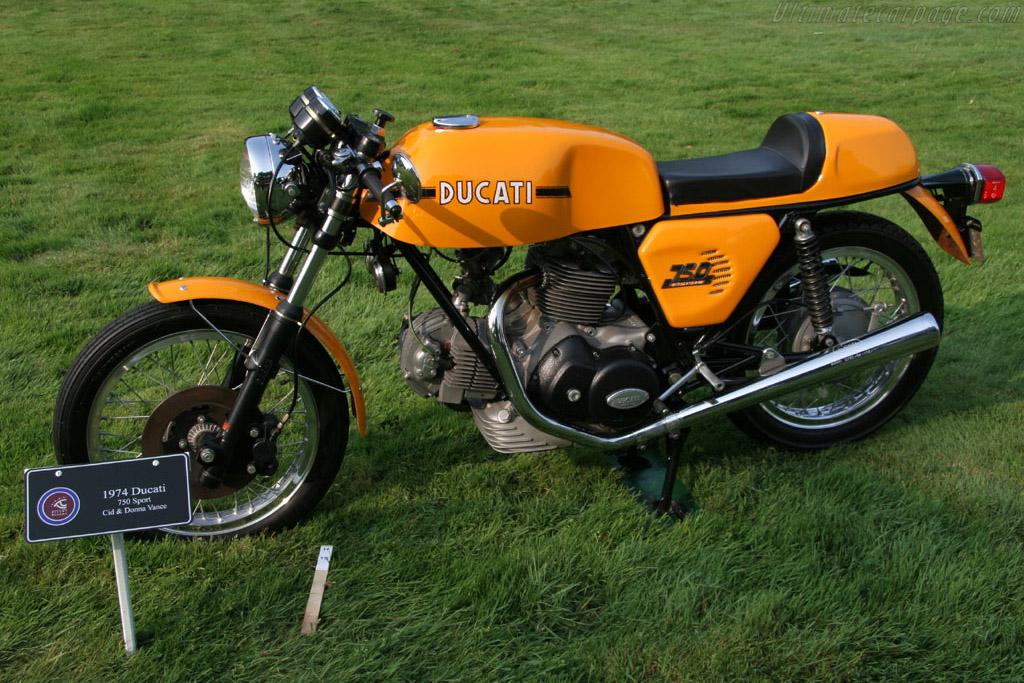 Ducati 750 Sport    - 2006 EyesOn Design