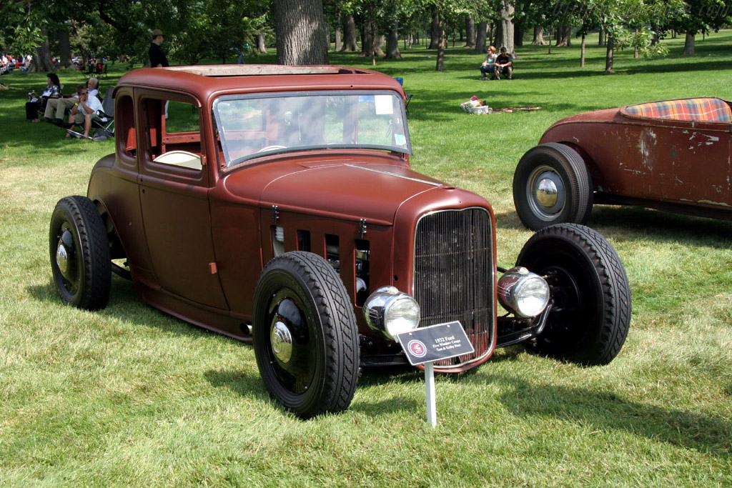 Ford Five Window Coupe Hot Rod    - 2006 EyesOn Design