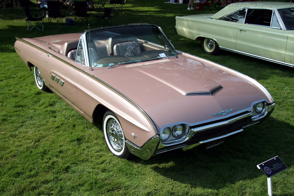 Ford Thunderbird    - 2006 EyesOn Design
