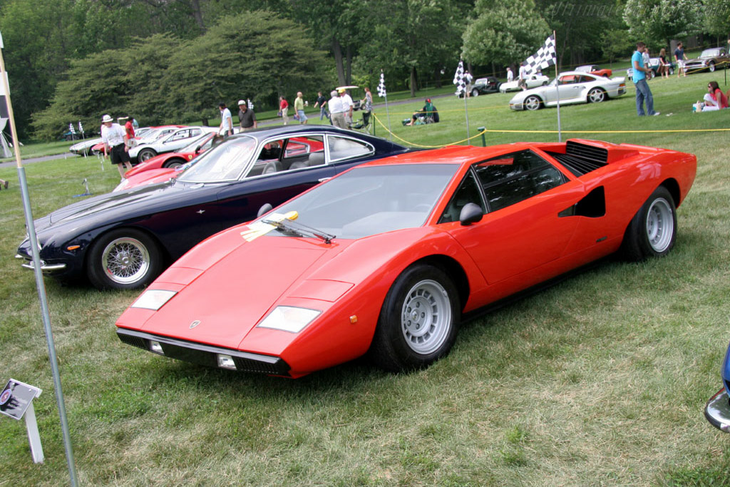 Lamborghini Countach LP400    - 2006 EyesOn Design