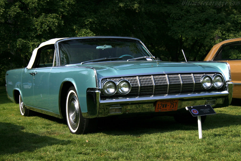 Lincoln Continental    - 2006 EyesOn Design