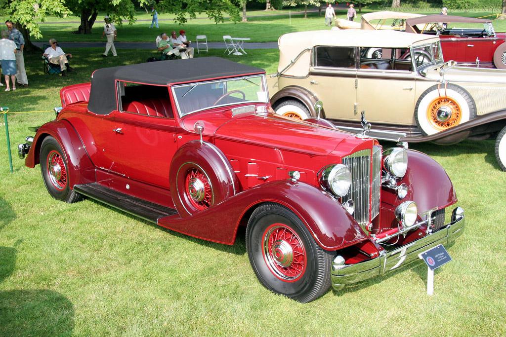 Packard V12 Coupe    - 2006 EyesOn Design