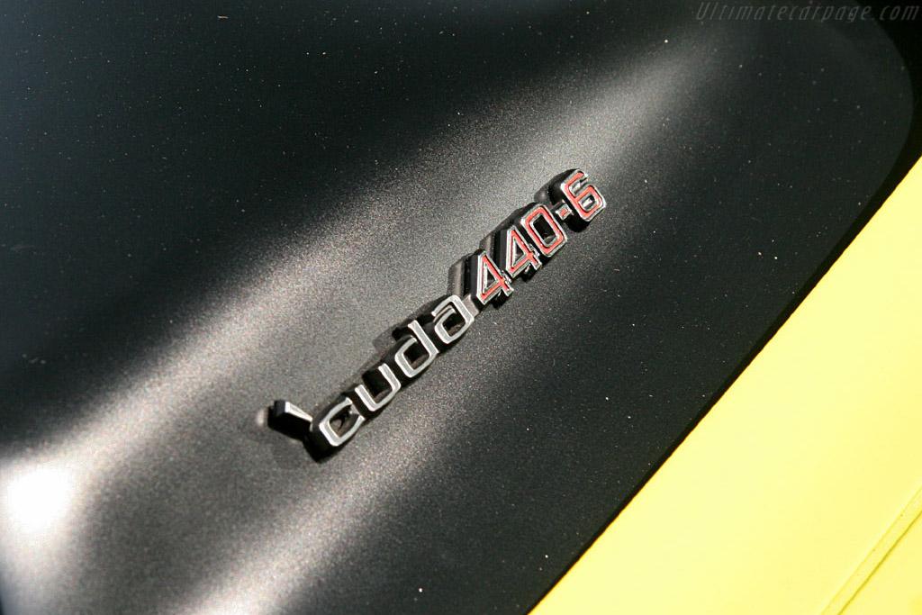 Plymouth Cuda 440 +6    - 2006 EyesOn Design
