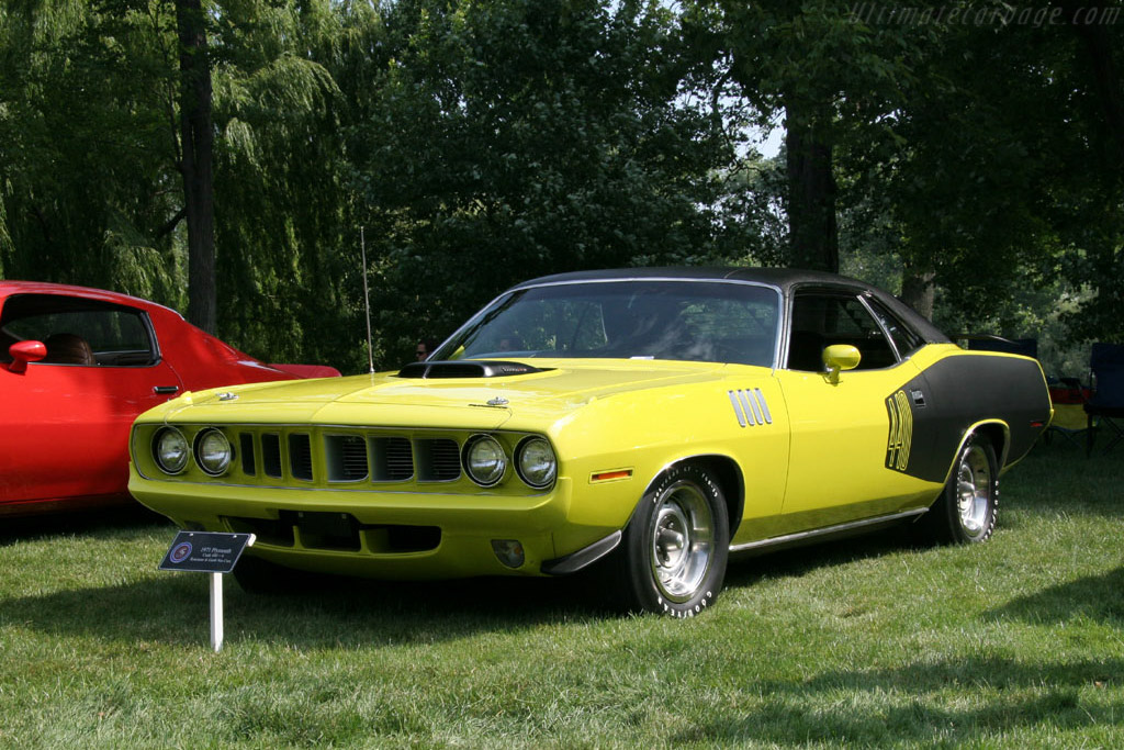 Plymouth Cuda 440 +6    - 2006 EyesOn Design