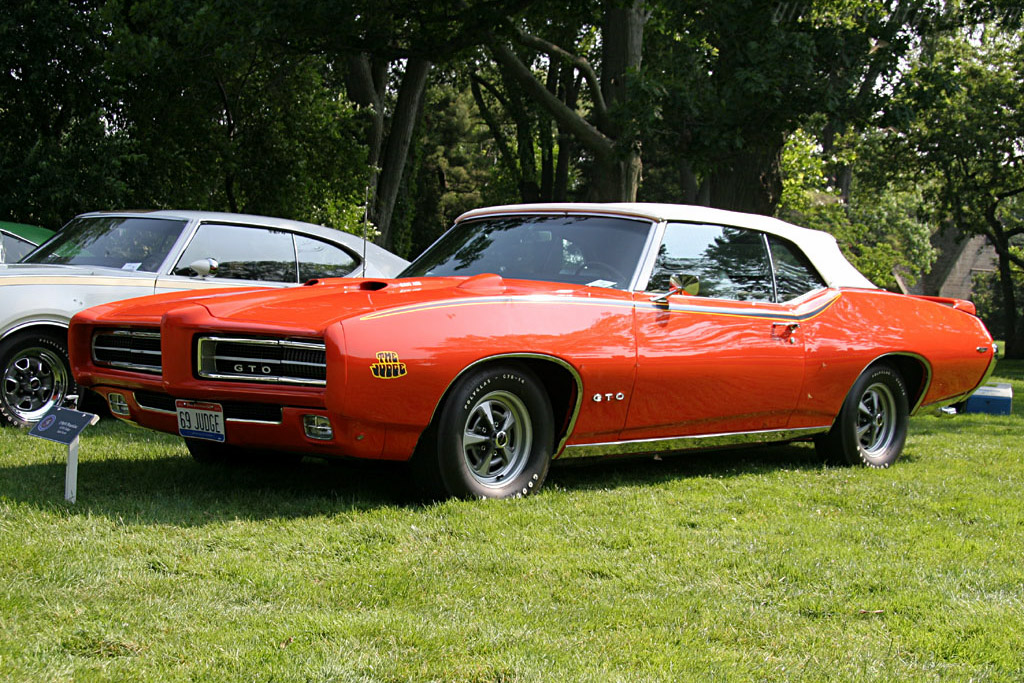 Pontiac GTO Judge    - 2006 EyesOn Design