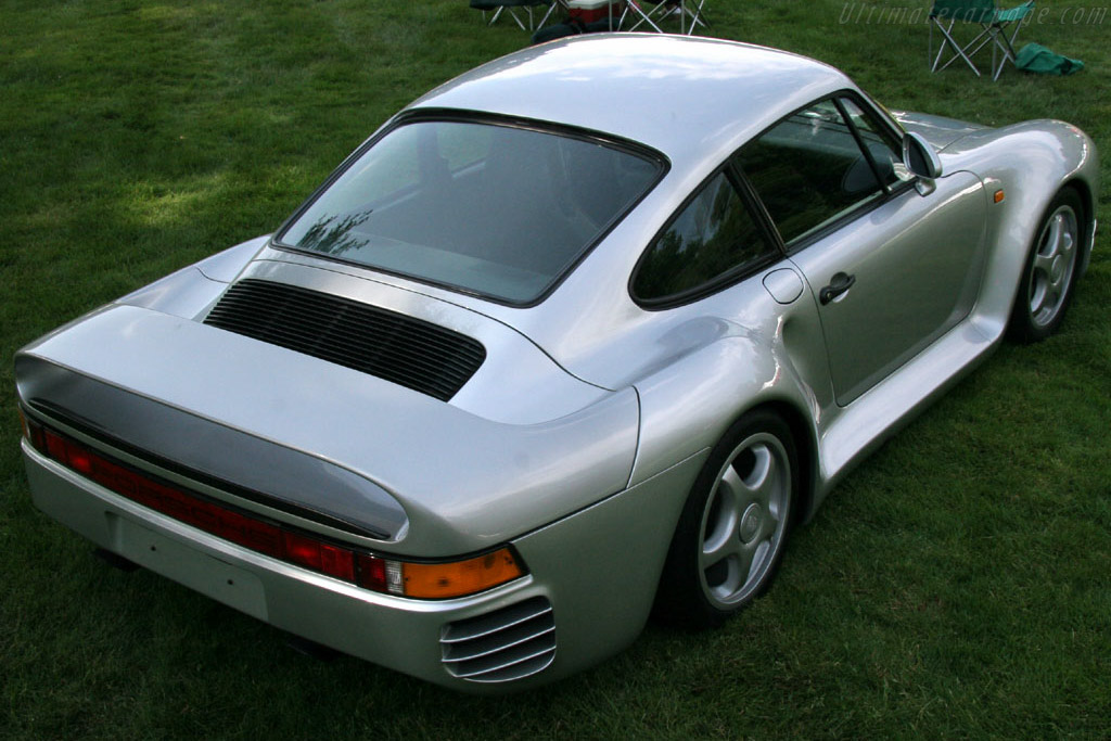 Porsche 959    - 2006 EyesOn Design