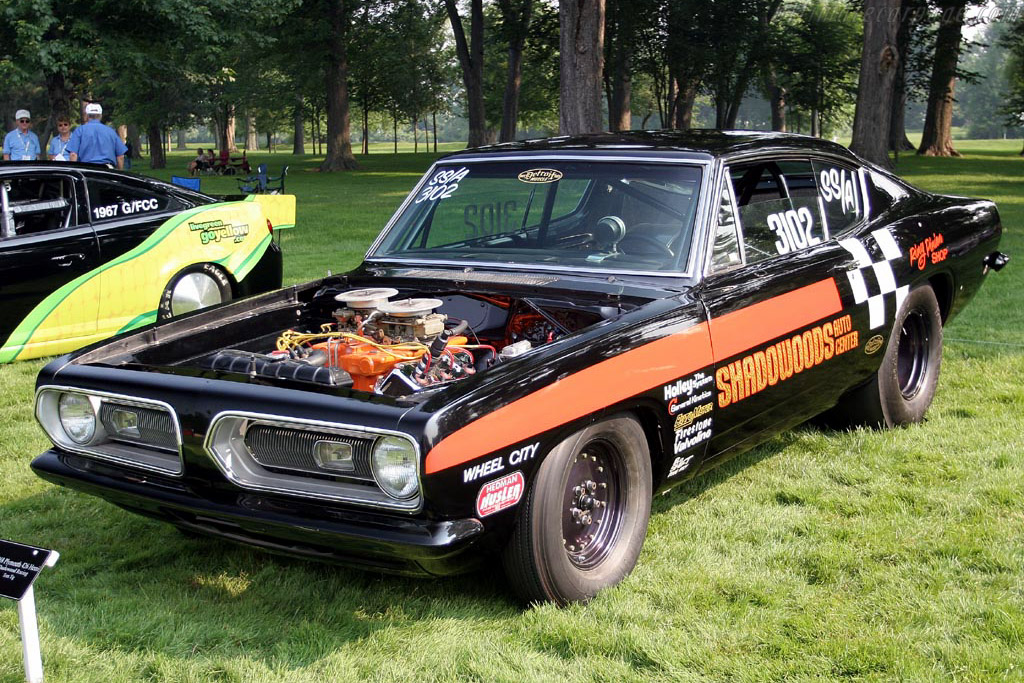Aero Race: Plymouth 426 Hemi    - 2007 EyesOn Design