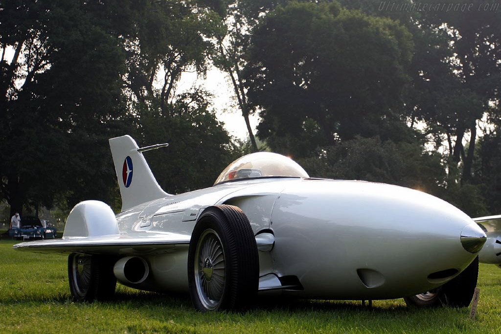 Aerodynamics and Streamlining    - 2007 EyesOn Design