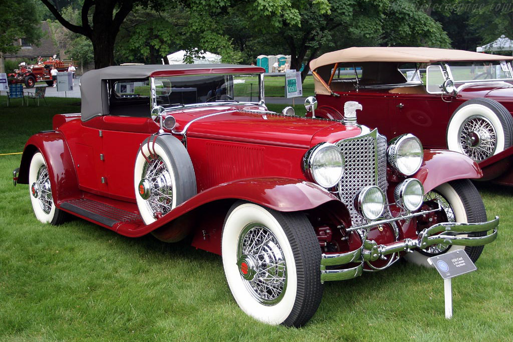 American Classics 20's & 30's: Cord L-29 Cabriolet    - 2007 EyesOn Design