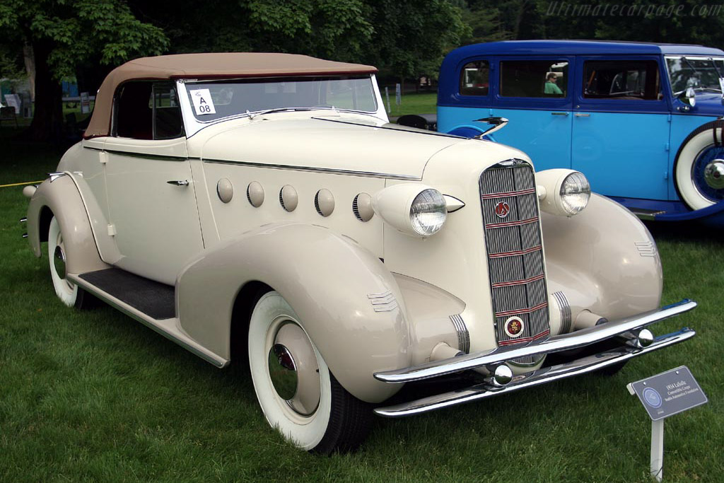 American Classics 20's & 30's: LaSalle Convertible Coupe    - 2007 EyesOn Design