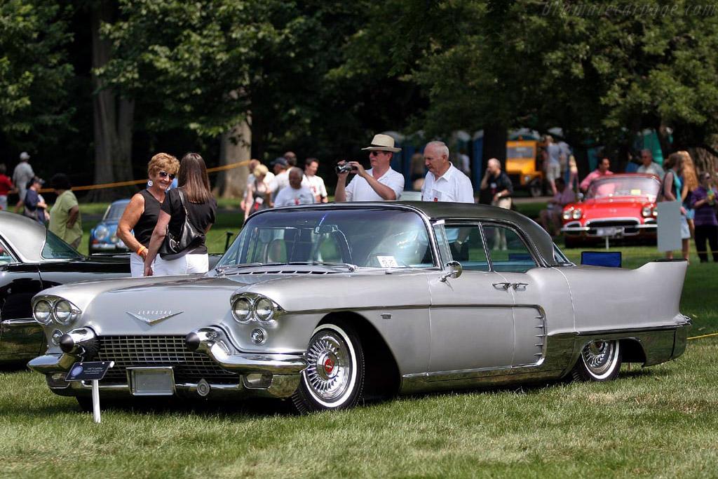 Cadillac Eldorado Brougham 50th Anniversary - 2007 EyesOn ...