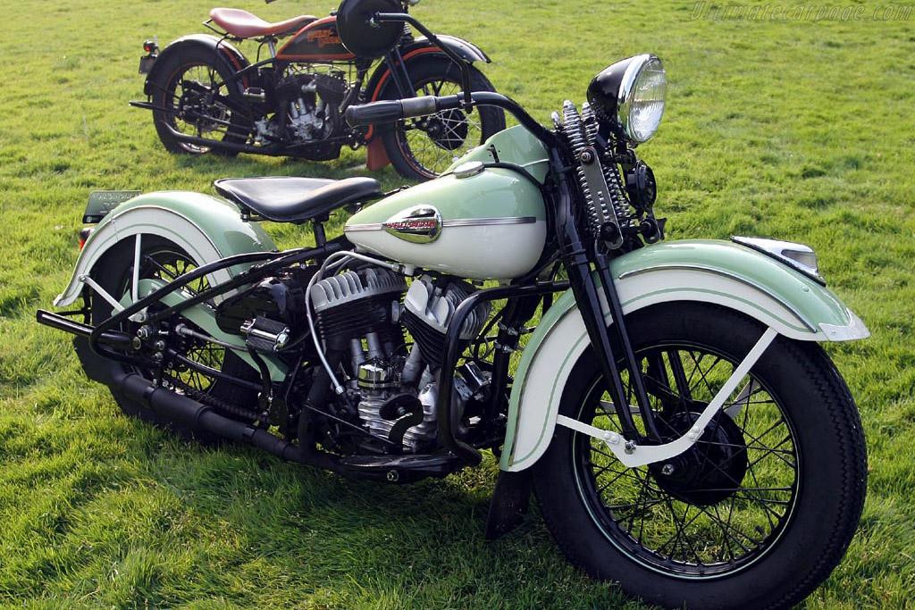 Motorcycles: Harley-Davidson WL    - 2007 EyesOn Design