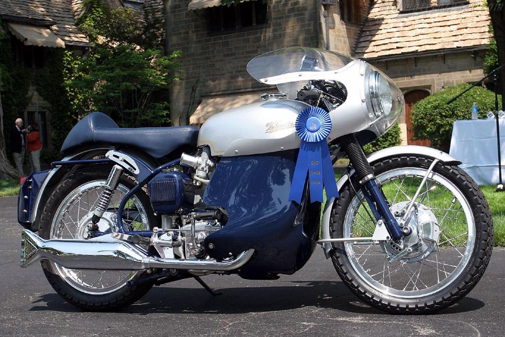 Motorcycles: Velocette Venom Thruxton Veeline    - 2007 EyesOn Design