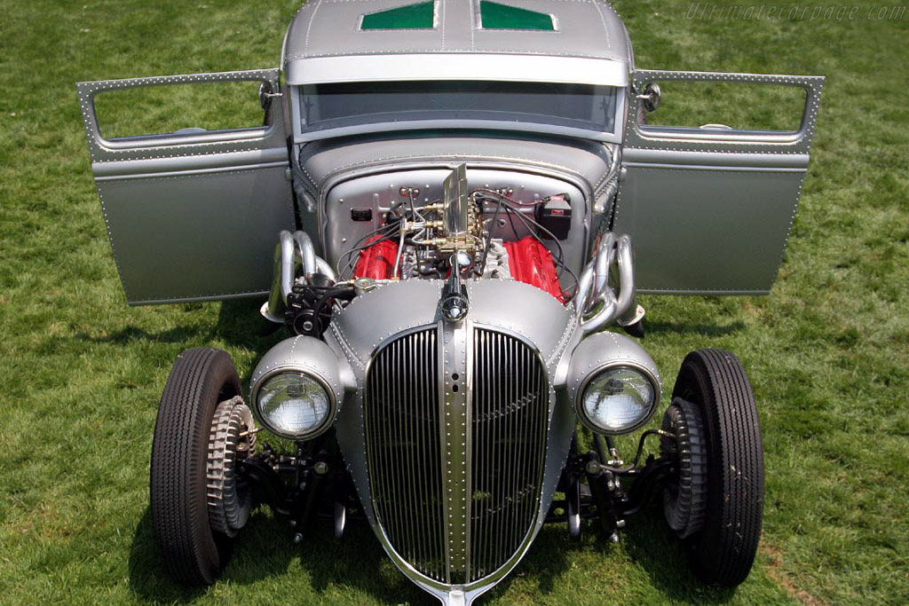 Traditional Hot Rod: Ford Model A    - 2007 EyesOn Design