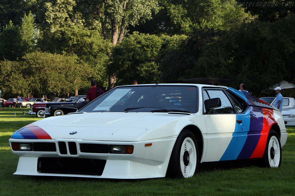 30th Anniversary of BMW M1    - 2008 EyesOn Design